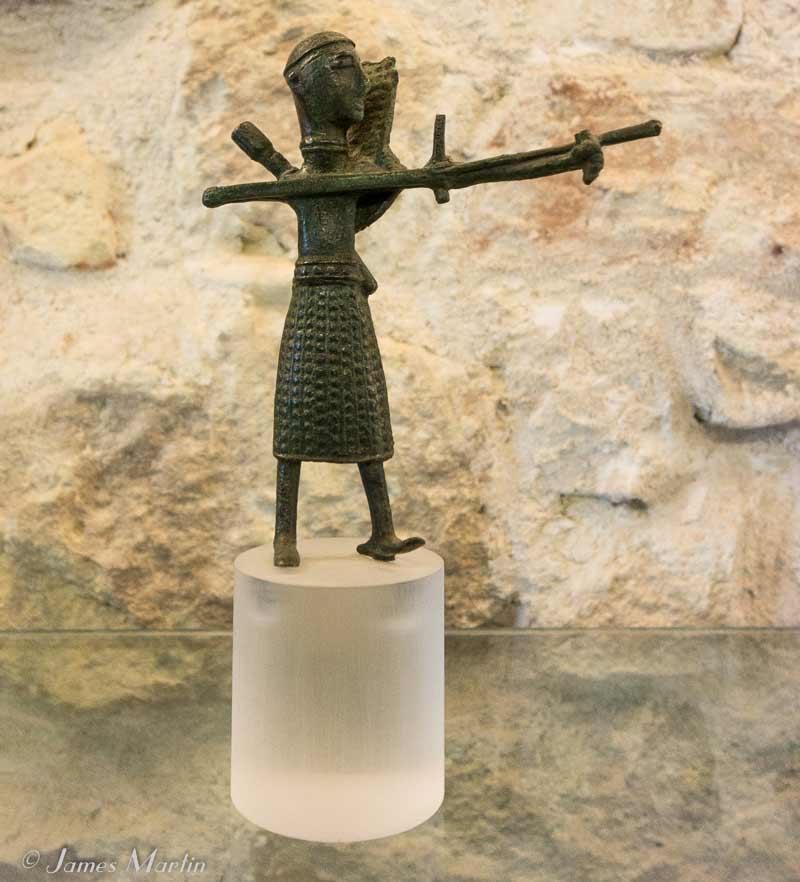 sardara bronze warrior