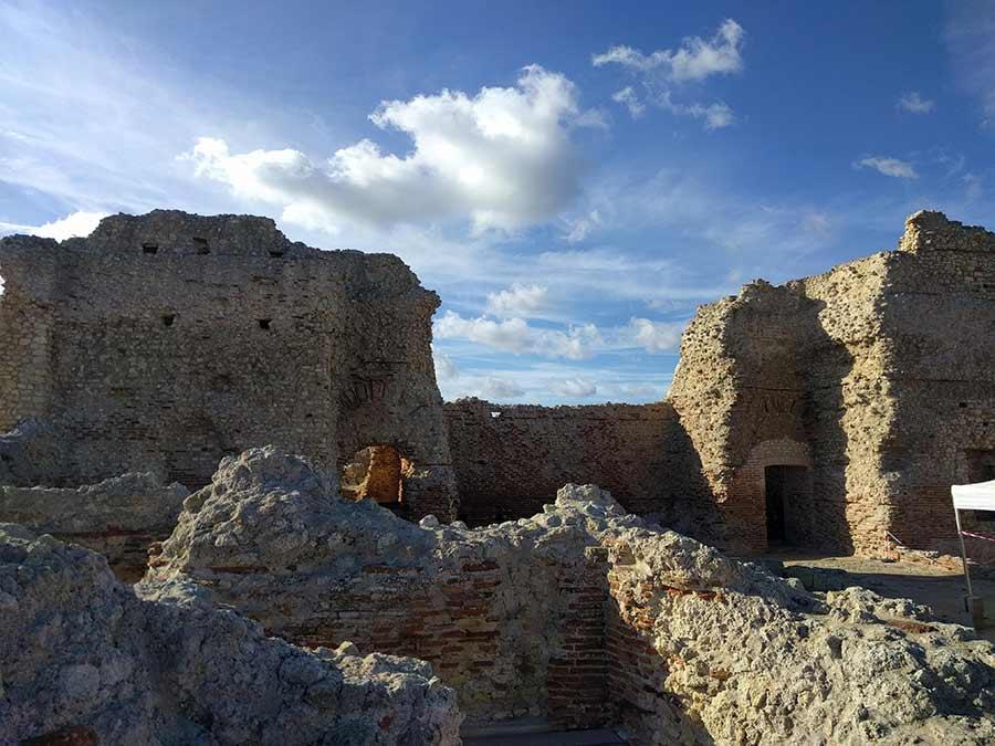 roman buildings, turris libisonis