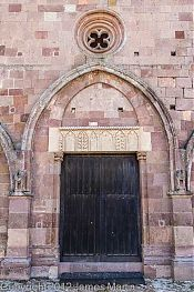 bosa romanesque church