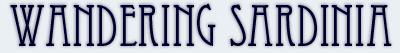 wandering sardinia logo