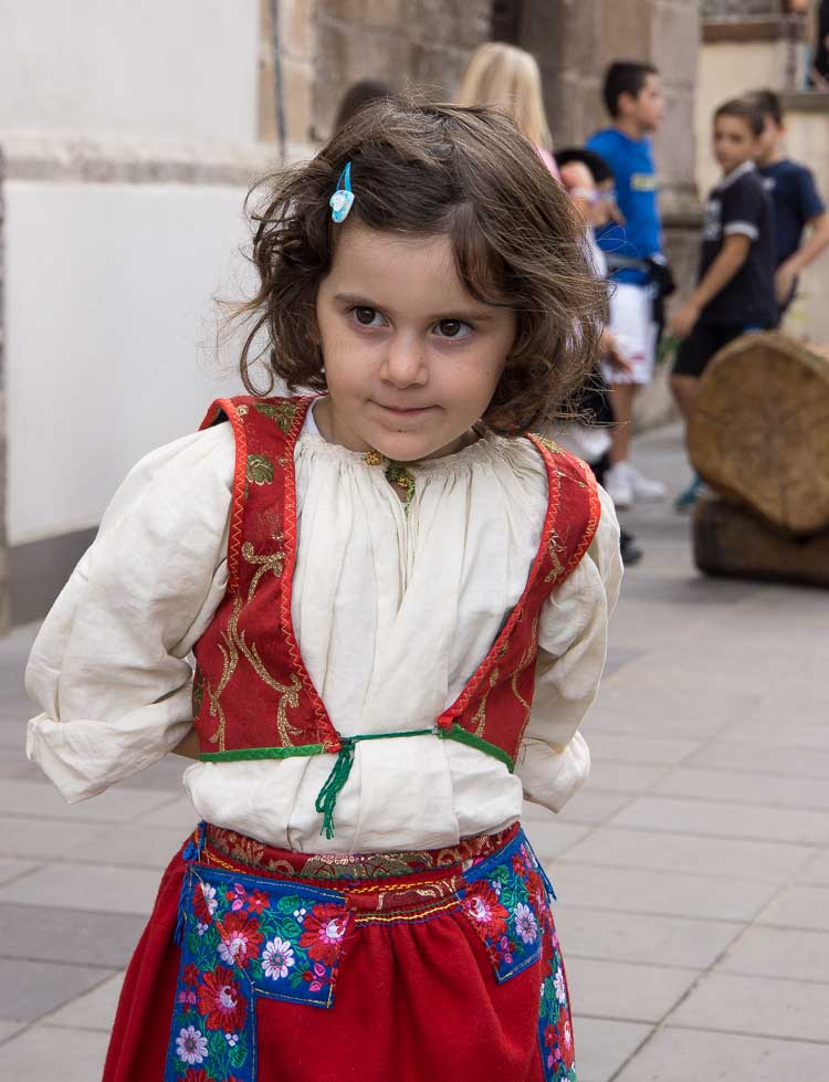 sardinian children picture