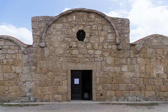 san giovanni church tharros