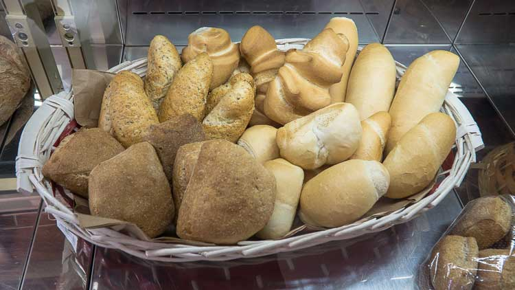 milis bread