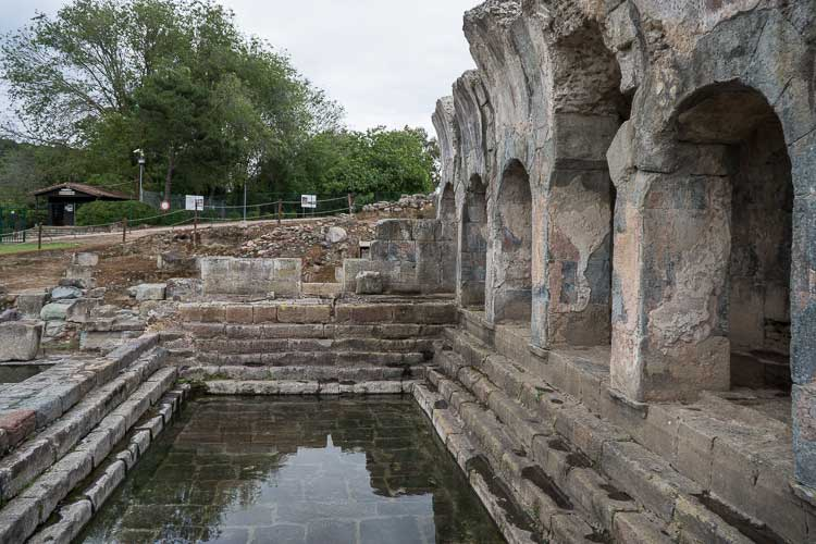 fordongianus thermal pool