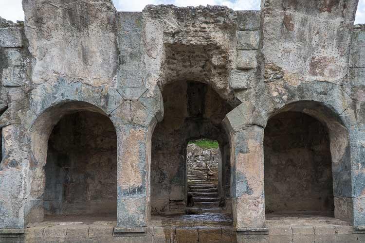 fordongianus arches